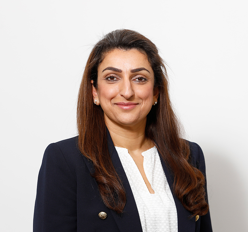 Ayten Berse, Leiterin Koordinierungsstelle Frau und Beruf